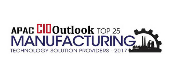 Bluebird recognized as top25 manufacturing technology solution providers 2017