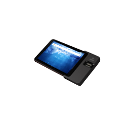 "8"" Rugged Tablet Computer with Fingerprint Scanner"